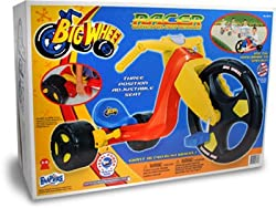 "The Original Big Wheel 16 inch Trike ""Spin Out Racer"" with Hand Brake"