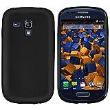 "mumbi TPU Schutzh�lle Samsung Galaxy S3 mini H�lle schwarzvon ""mumbi"""
