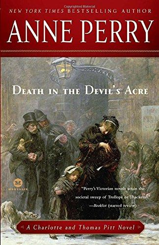 Death in the Devil's Acre (Mortalis)