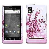 MyBat Motorola Droid 2 / Droid R2D2 Phone Protector Cover - Spring Flowers