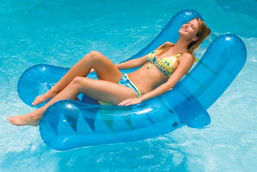 Inflatble Pool Rocker Lounge front-438939