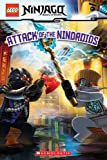 img - for LEGO Ninjago: Attack of the Nindroids(Reader #8) book / textbook / text book