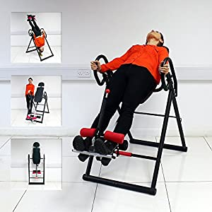 Beauty4less Inversion Table, Max Load 100 Kg