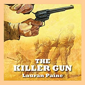 The Killer Gun Audiobook