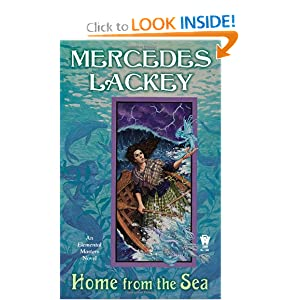 Home From the Sea: An Elemental Masters Novel by Mercedes Lackey