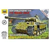 1/72 ドイツ中戦車 パンサーD型