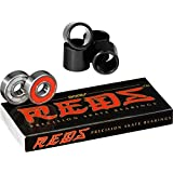 Bones Reds Precision Skate Bearings (8 Pack w/ Spacers)