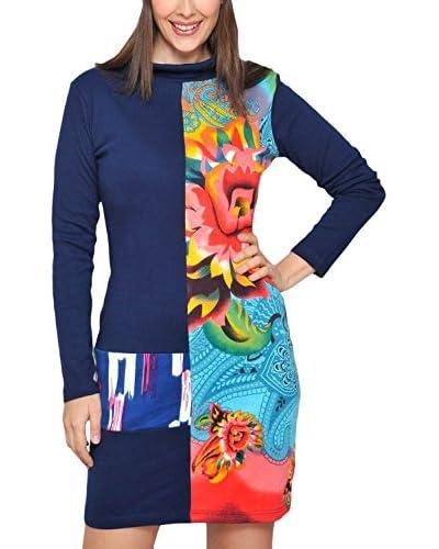 HHG Vestido Multicolor