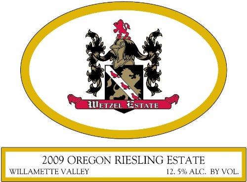 2009 Wetzel Estate Riesling 750 Ml