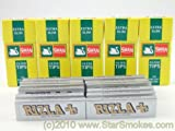 Rizla Silver Rolling Papers and Swan extra Slim Filters 600