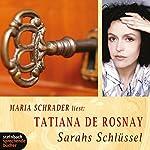 Sarahs Schlüssel   Tatiana de Rosnay