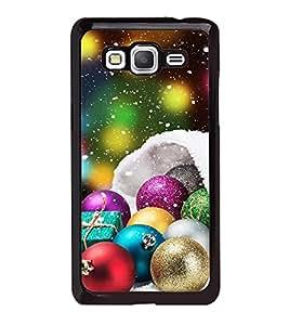 Vizagbeats Christmas Decorative Balls Back Case Cover For Samsung Galaxy Grand Prime Sm-G530H