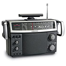 Emerson® Multi-band Radio with Built-in PA