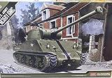 Academia 13279 Modelo del tanque de ejército de Estados Unidos M36 B1 GMC Escala 1:35