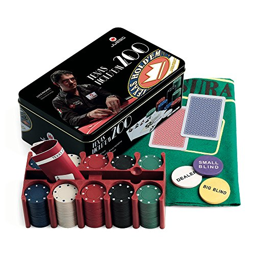 Juego - Texas Box 200 (ITA Toys JU00027)