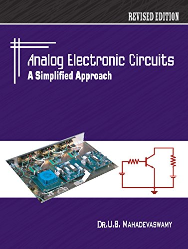 Analog Electronic Circuits: A Simplified Approch PDF