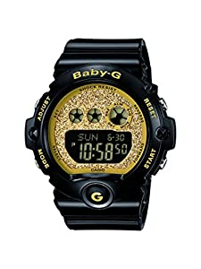 Casio Baby-G Shimmer Dial Ladies World Time Watch - BG-6900SG-1ER