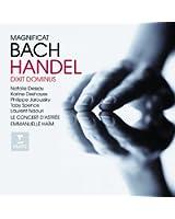 Bach : Magnificat - Haendel : Dixit Dominus