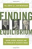 Finding Equilibrium - Arrow, Debreu, McKenzie and the Problem of Scientific Credit