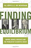 Finding Equilibrium: Arrow, Debreu, McKenzie and the Prolem of Scientific Credit
