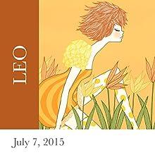 Leo: July 07, 2015  by Tali Edut, Ophira Edut Narrated by Lesa Wilson
