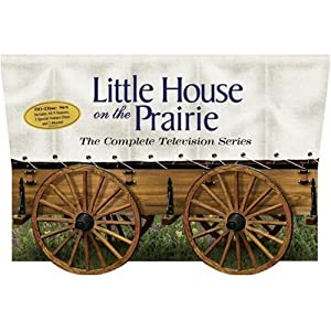 Little House On The Prairie - Complete Collection (60DVD)