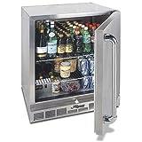 Alfresco Compact Refrigerator 28 Inch Under Counter Refrigerator & Kegerato ....