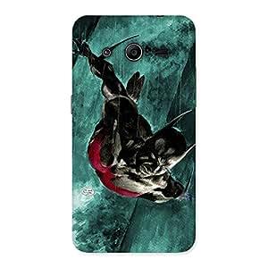 Special Future Knight Multicolor Back Case Cover for Galaxy Core 2
