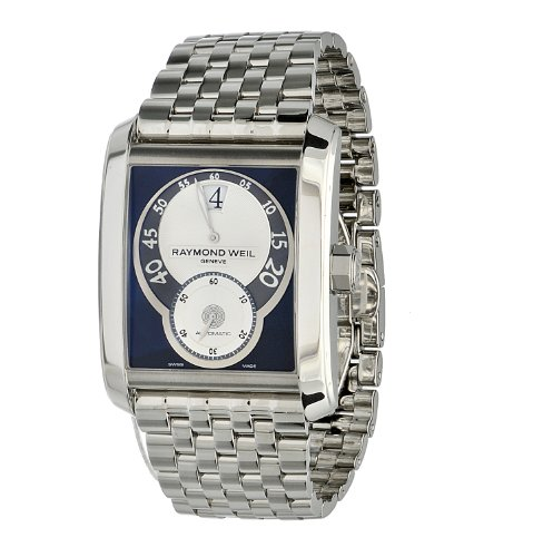 Raymond Weil Men's 4400-ST-00268 Don Giovanni Cosi Grande Stainless Steel Case & Bracelet Watch