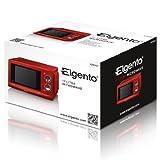 Elgento E24003 Microwave, 17 Litre, Red