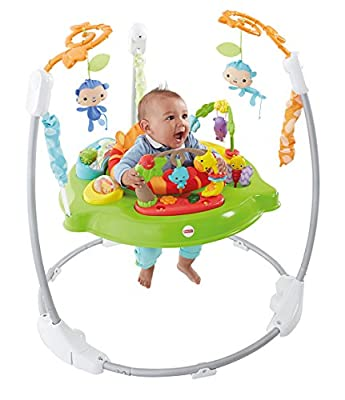 Fisher-Price Roaring Rainforest Jumperoo from Fisher-Price