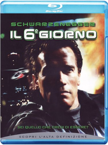 Il 6° giorno [Blu-ray] [IT Import]