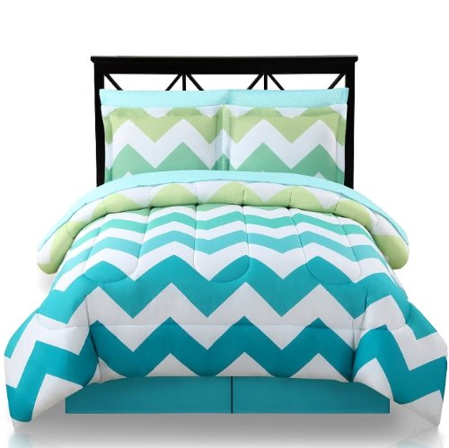Image Result For Gray And White Chevron Twin Bedding
