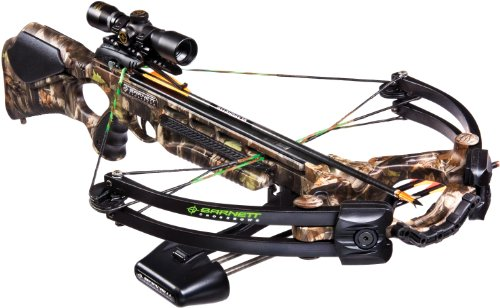 Barnett Penetrator Crossbow Package (Quiver,