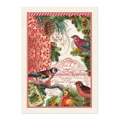 If You Are Look For An Michel Design Works Woven Cotton Kitchen Towel  Christmastime   . Take A Look Here You Will Find The Prices And Many Offers.