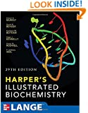 Harpers Illustrated Biochemistry (Lange Medical Book)