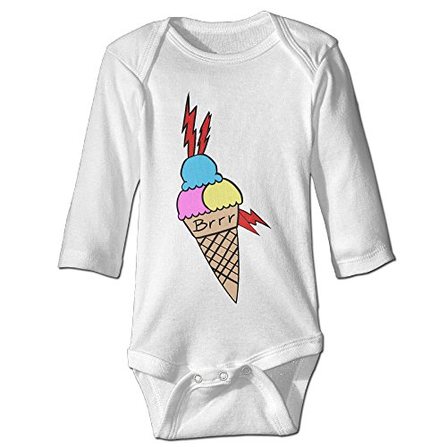 LALayton Gucci Mane Lovely For Newborn Baby Clothes Bodysuits Long Sleeved White (Trap House Lil Wayne compare prices)