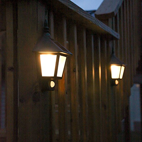 led solar wall light outdoor solar wall sconces vintage solar
