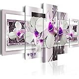 tableau fleurs xxl