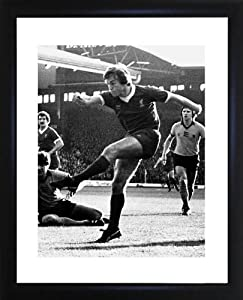 Kenny Dalglish Framed Photo by Picture Favourites