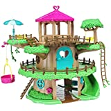 Li'l Woodzeez Family Treehouse 22 Piece Treehouse