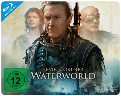 Waterworld - Limited Quersteelbook [Blu-ray]