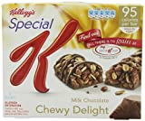 Kellogg's Special K Chewy Delight Milk Chocolate Cereal Bar 4 x 24 g (Pack of 5)