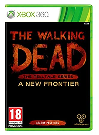 The Walking Dead - Telltale Series: The New Frontier (Xbox 360)