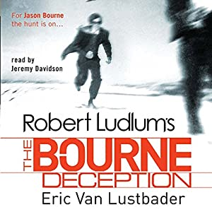 Robert Ludlum's The Bourne Deception Hörbuch