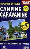 echange, troc Les guides Motor Presse - Le guide officiel camping caravaning