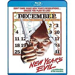 New Year's Evil [Blu-ray]