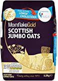 Mornflake Gold Scottish Jumbo Oats 1.5 Kg (Pack of 5)