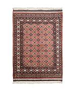Navaei & Co. Alfombra Kashmir Rojo/Multicolor 138 x 95 cm