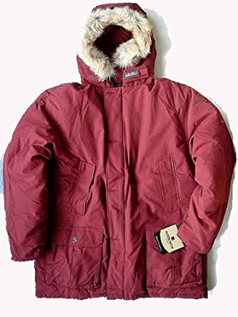 New Woolrich Men's Arctic Parka - Duck Down #8241